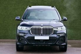 2019 BMW X7 xDrive40i M Sport 5dr Step - H Automatic Petrol Estate