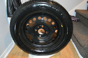 Grand Prix All Season Tires on Rims