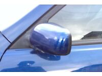 Lexus is200 wing mirror full complete unit blue black silver grey power folding 98-05 breaking post
