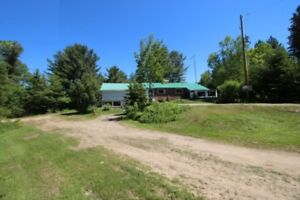 Close to Huntsville Rural House for Rent