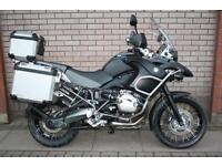 BMW R 1200 GS ABS ADVENTURE TU ABS TOURING BIKE