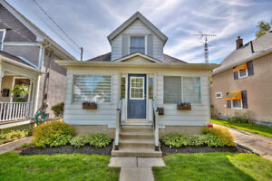 Charming 2 bedroom St. Catharines Home