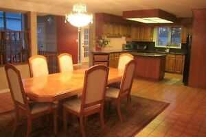 Furnished 5 bedroom 3500sqft house in Lessard