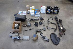 2001 Volkswagen Jetta TDI ALH  Diesel 1.9L Parts