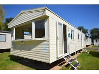 3 Bed Static Caravan For Sale in Dawlish Warren, Devon. Free 2017 Site Fees!!