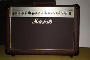 Marshall AS50D 2x8 Acoustic Guitar Combo Amp