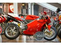 Ducati 748R Superb Example with Carbon Termignoni Exhaust used