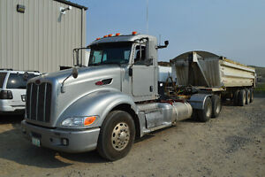 PETERBILT 376, C15 CAT 475HP
