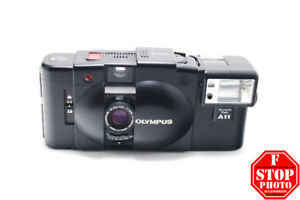Olympus XA 2 with 35mm f3.5 Point and Shoot Film Camera