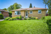 Detached Bungalow w/ In-Law Suite!
