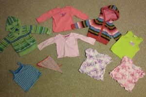 24-2T girls clothing Lot