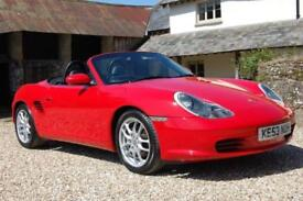 Porsche 986 Boxster 2.7 - facelift model, 2 owners, immaculate