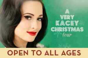 2 TICKETS  FOR  KACEY MUSGRAVES VERY KACEY CHRISTMAS TOUR Windsor Region Ontario image 1