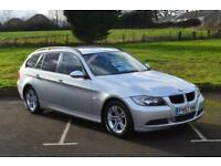2007 BMW 3 SERIES ESTATE 320d SE [177] ESTATE 5dr LOW MILEAGE