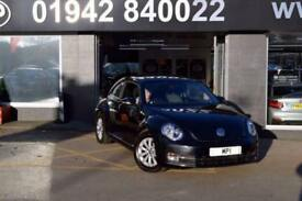 2014 14 VOLKSWAGEN BEETLE 1.2 DESIGN TSI 3D 103 BHP 3 DR 6 SP HATCH,17-000M SH,
