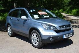 HONDA CR V 2.2 i CTDi EX 4X4 LOW MILEAGE ONLY 42,000 MILES DIESEL