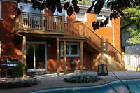 Wood Deck and Fence Installer