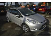 Ford Fiesta 1.25 ( 82ps ) 2011MY Zetec MANUAL 3 DOORS