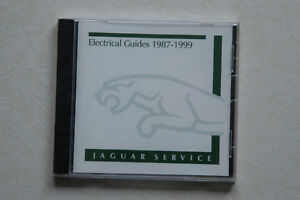 Jaguar Electrical Guides 1987 to 1999 (New)