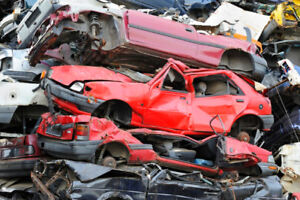 Cash on the spot for your scrap cars, trucks, and SUVs call 226-