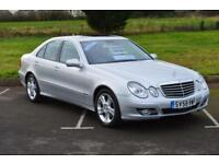 MERCEDES BENZ E CLASS E280 CDI Avantgarde 4dr Tip Auto LOW MILEAGE