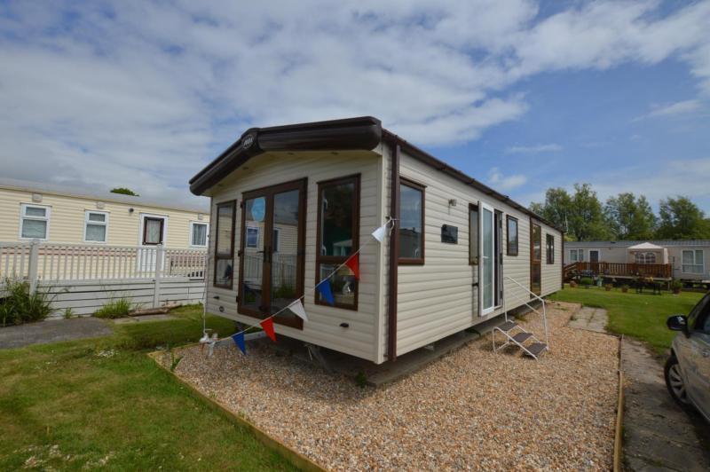 Static Caravan Chichester Sussex 2 Bedrooms 4 Berth ABI Ambleside 2015