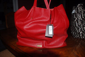 Pulicati Authentic Leather bag from The Bay- Brand New