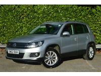 Volkswagen Tiguan 2.0TDI ( 140ps ) ( 4WD ) BlueMotion Tech ( s/s ) DSG SE