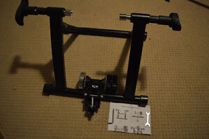 Exercise bike stand