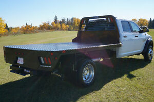 Flat Decks for Pick-up Trucks & Cab Chassis
