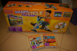 Fisher Price Smart Cycle Racer & Games