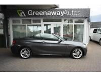 2016 BMW 2 SERIES 218D M SPORT LOVELY M SPORT SPEC CONVERTIBLE DIESEL