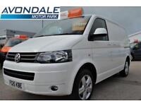 2015 VOLKSWAGEN TRANSPORTER T32 T5 HIGHLINE 4MOTION 4X4 140 BHP WITH DIFF LOCK