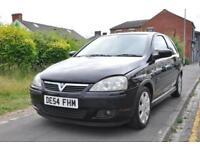 Vauxhall Corsa 1.2 i 16v SXi 3dr (no advisorys on mot)