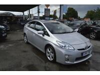 Toyota Prius 1.8 VVT-i CVT 2011MY T4 Hybrid AUTOMATIC ONE OWNER FROM NEW