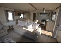 Static Caravan Nr Fareham Hampshire 2 Bedrooms 6 Berth ABI Beaumont 2017 Solent
