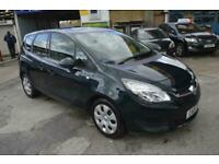 2015 Vauxhall Meriva 1.4T 16V PETROL Exclusiv 5dr AUTOMATIC 2015 ONE OWNER ULEZ