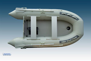 11 ft Inflatable boat Lightweight with high pressure air deck