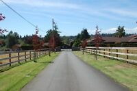 10 Acre horse farm 10 minutes to downtown Victoria