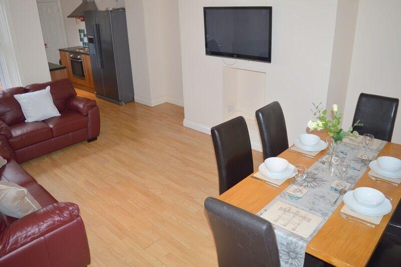 6 BEDROOM MAISONETTE AVAILABLE FROM 01/07/17 IN SANDYFORD, NE6 - £77pppw