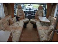 2008 SWIFT BOLERO 600 EK COMPACT MOTORHOME 33 MULTIJET FIAT DUCATO SWIFT BOLERO