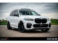 2020 BMW X5 3.0 30d M Sport Auto xDrive (s/s) 5dr SUV Diesel Automatic