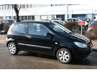 Hyundai Getz GSI 1.4 Low Mileage 1 Year Mot Outstanding Condition