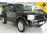 2009 09 LAND ROVER DISCOVERY 2.7 3 TDV6 XS 5D 188 BHP DIESEL