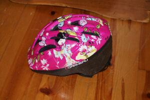 Casque de vélo pour filles 3-5 ans – Louis Garneau