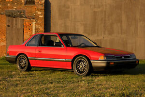 1985 Honda Prelude - (with a surprise under the hood)