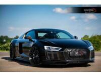 2017 Audi R8 5.2 FSI V10 Plus S Tronic quattro (s/s) 2dr Coupe Petrol Automatic