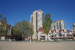 2 BR/2 BA Furnished Lakefront Condo in Downtown for Rent