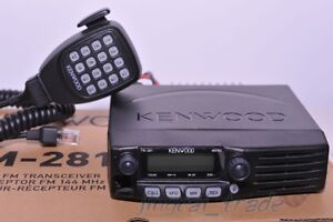 Kenwood tm-281a vhf radio