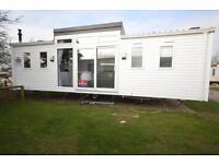 Static Caravan Nr Clacton-On-Sea Essex 2 Bedrooms 6 Berth Willerby The Summer